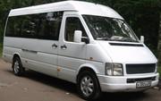водитель на микроавтобус