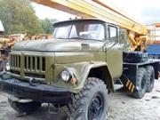 Требуется водитель/оператор автовышки Зил-131